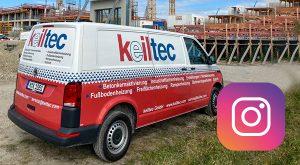 Keiltec zeigt seine Arbeit jetzt auch auf Instagram